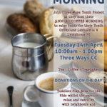 Fundraising Coffee Morning