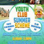Youth Club Summer Scheme