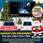 Santa Sunday Drive-In